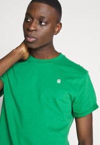 G-Star - LASH - T-shirt basique - training green - 4