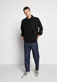 G-Star - LASH - Basic T-shirt - black - 1