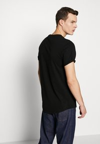 G-Star - LASH - T-shirt basique - black - 2