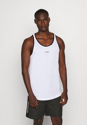LASH GR TANK - Top - white
