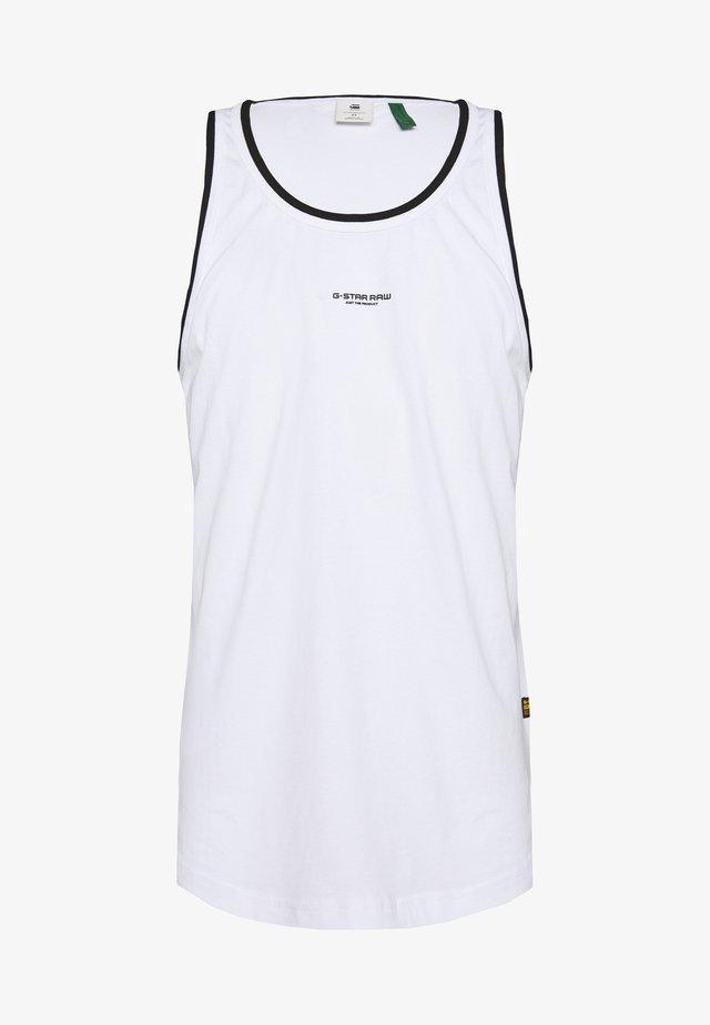 LASH GR  - Top - white
