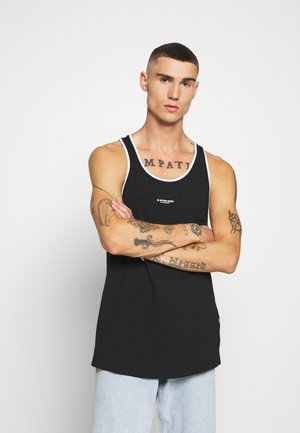 LASH GR TANK - Top - black