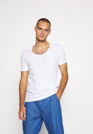 ALKYNE SLIM  - T-shirt basique - white