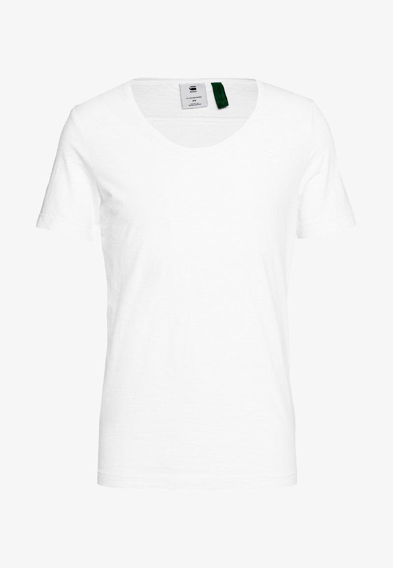 G-Star - ALKYNE SLIM  - T-shirt basic - white