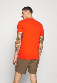 G-Star - ALKYNE SLIM  - T-shirt basic - bright acid - 2