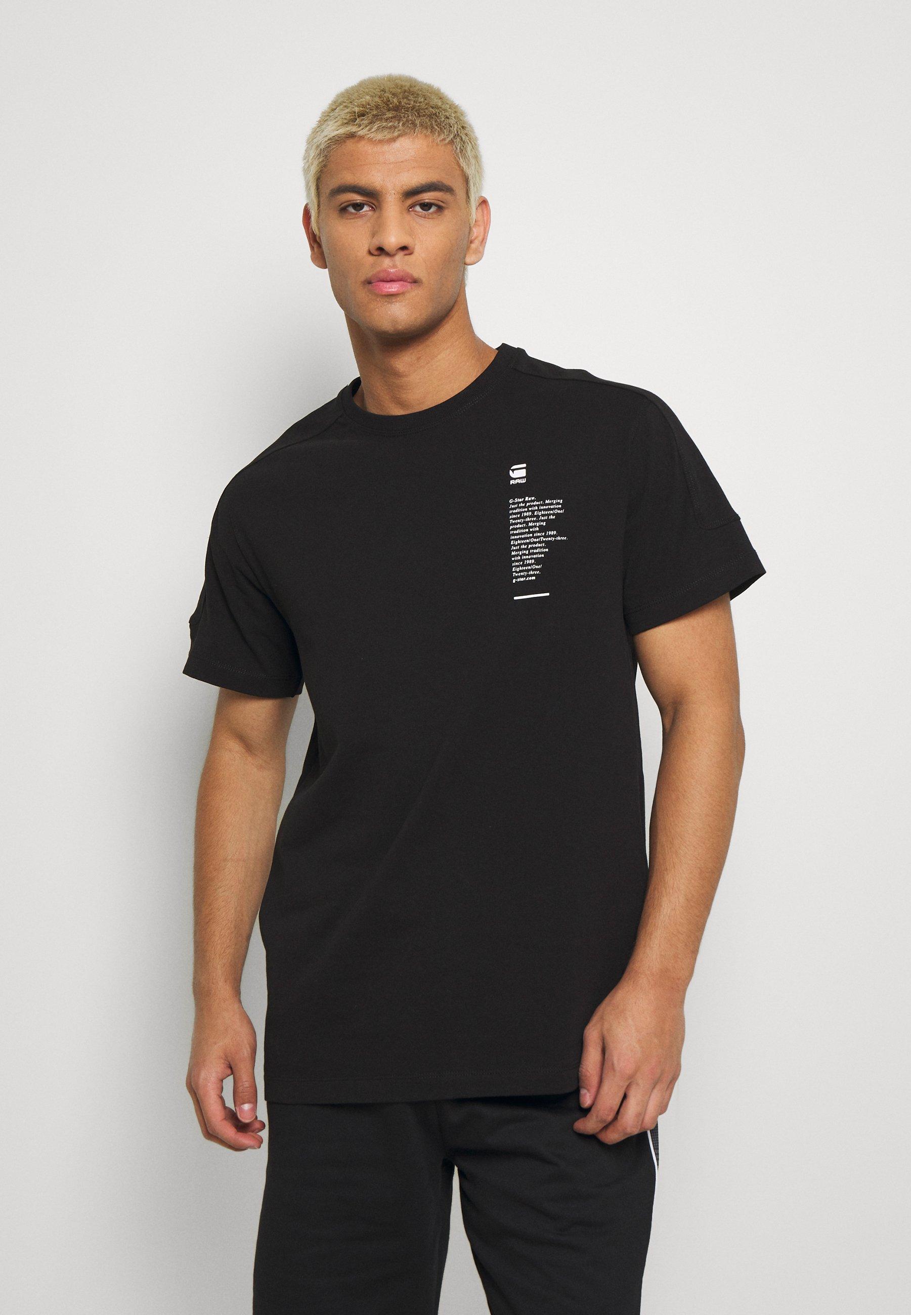 KORPAZ LOGOS GR T Shirt print black