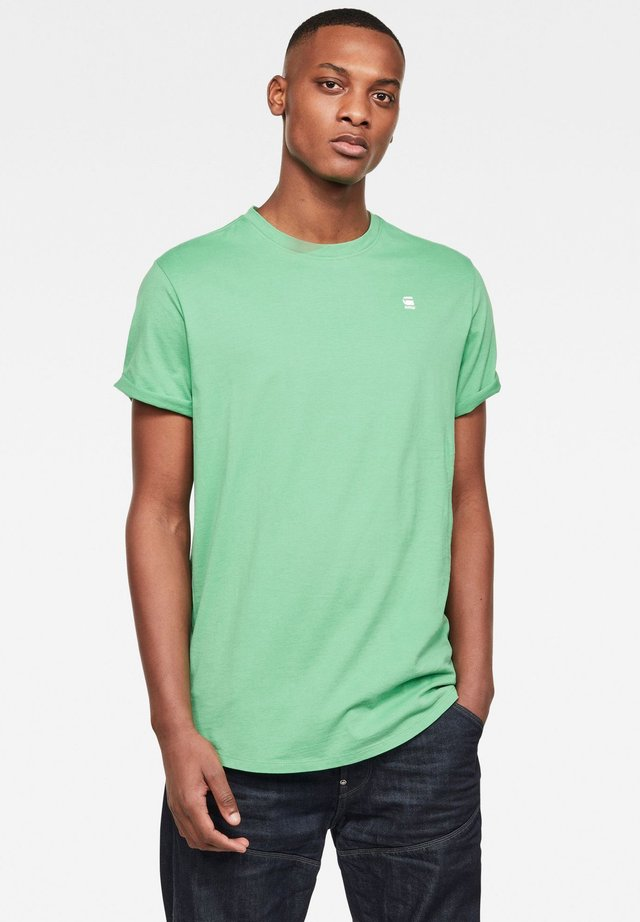 LASH - T-shirt basic - lt leaf