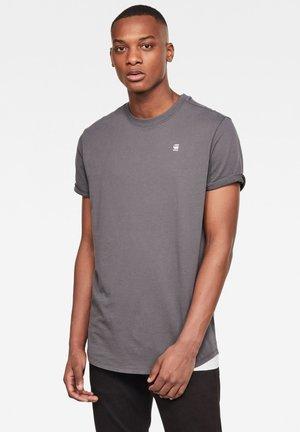 LASH - Print T-shirt - grey