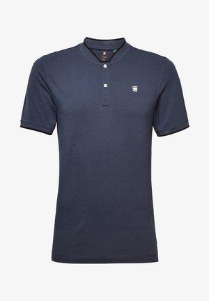 SPORT COLLAR SLIM - Polo shirt - indigo