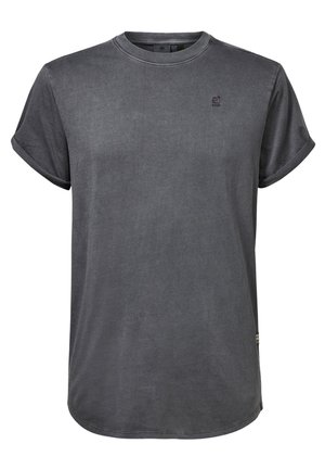 LASH - Basic T-shirt - dark grey