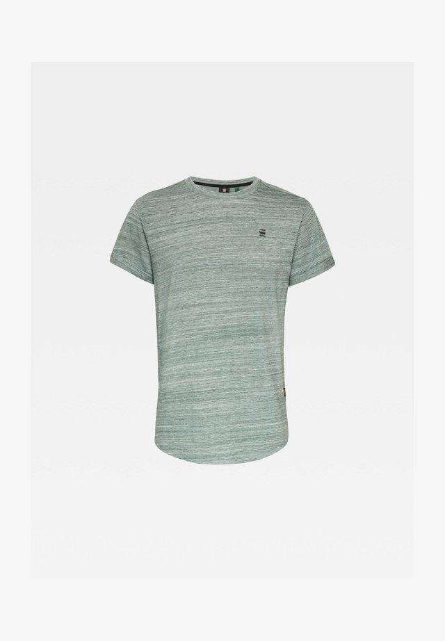 LASH - T-Shirt basic - jungle htr