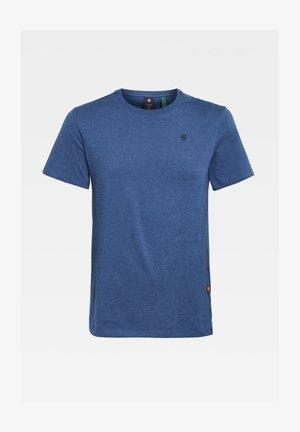 BASE-S - T-shirt basic - imperial blue htr