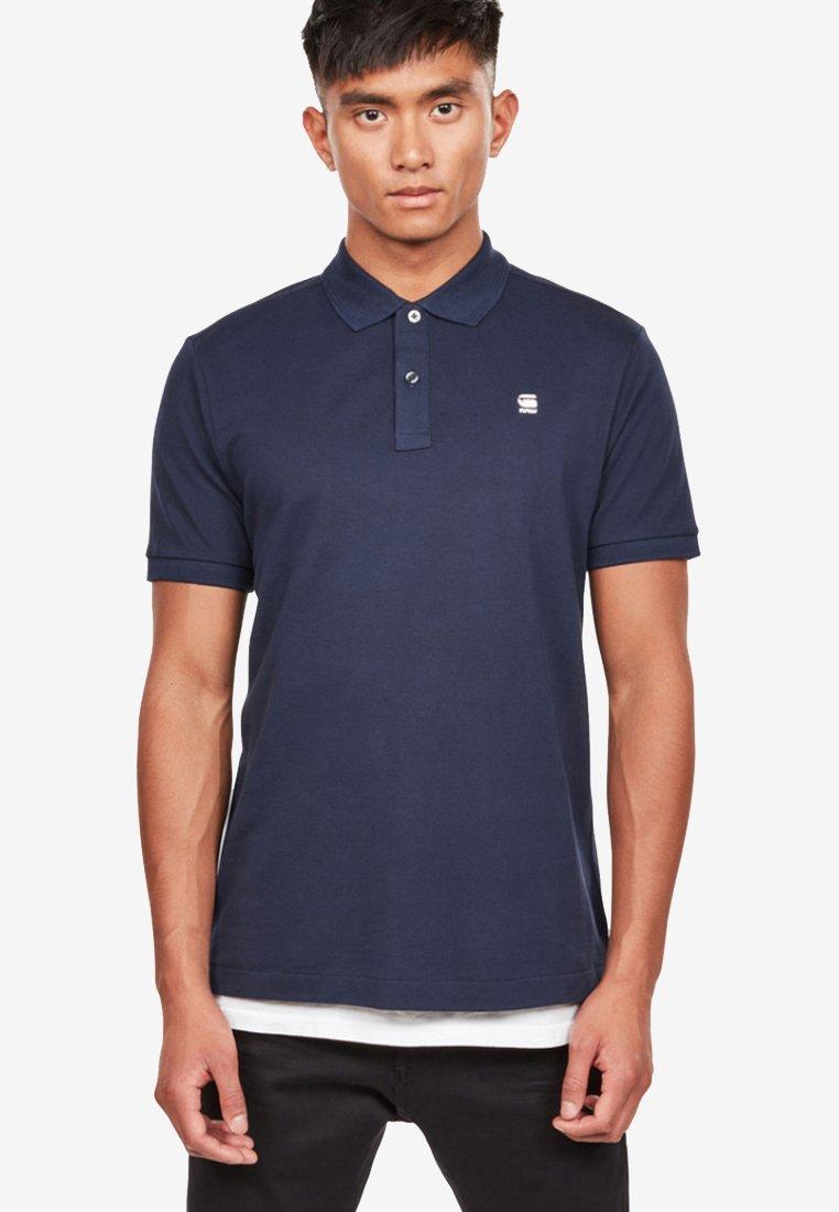 G-Star - DUNDA SLIM - Poloshirt - blue