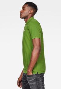 G-Star - DUNDA SLIM - Polo shirt - green - 2
