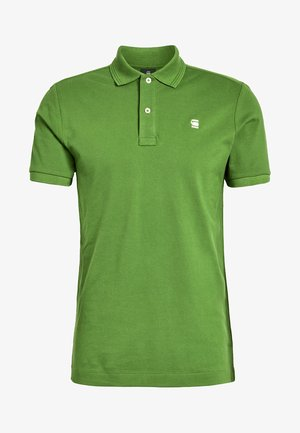 DUNDA SLIM - Poloshirt - green