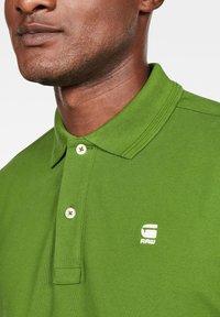 G-Star - DUNDA SLIM - Polo shirt - green - 3
