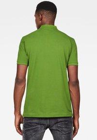 G-Star - DUNDA SLIM - Polo shirt - green - 1