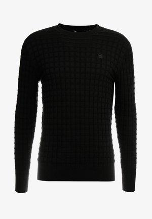 CORE TABLE R  - Pullover - black