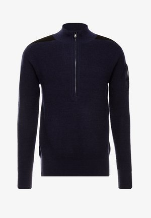 STAGION  - Strickpullover - sartho blue
