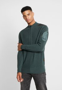 G-Star - STAGION  - Jumper - balsam - 0