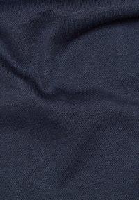 G-Star - PREMIUM BASIC HOODED ZIP - Hoodie met rits - sartho blue - 4