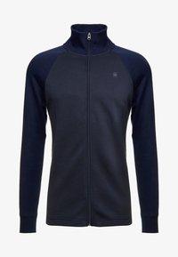 G-Star - JIRGI ZIP - Zip-up hoodie - mazarine blue - 4
