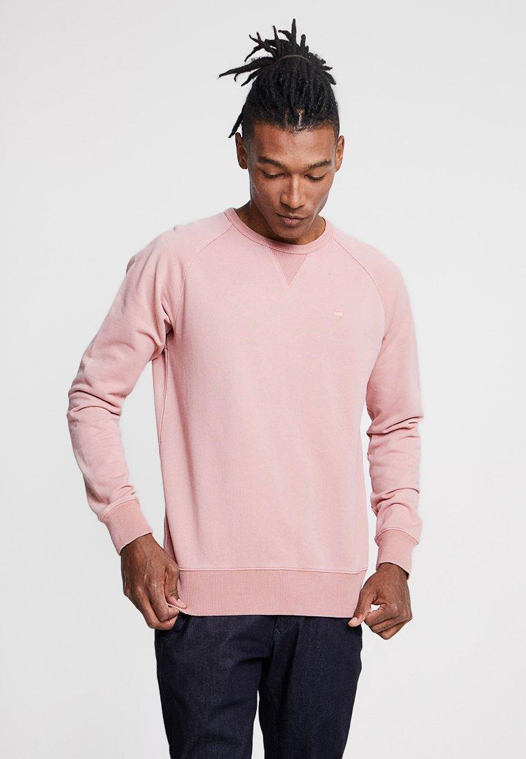 G-Star - EARTH CORE RAGLAN - Sweatshirts - dk tea rose