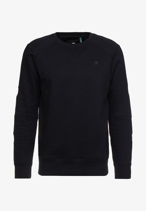 MOTAC SLIM - Sweatshirt - dark black