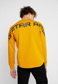G-Star - KORPAZ  - Sweatshirt - dk gold - 2