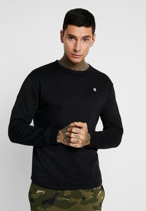 KORPAZ  - Sweater - dark black
