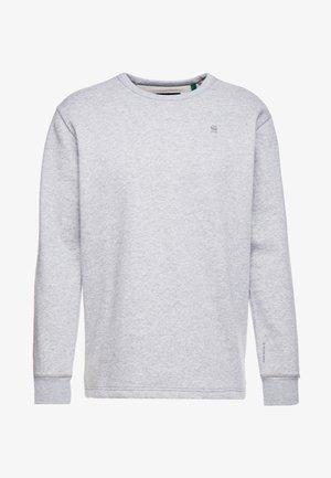 KORPAZ SWEAT - Sweater - grey heather