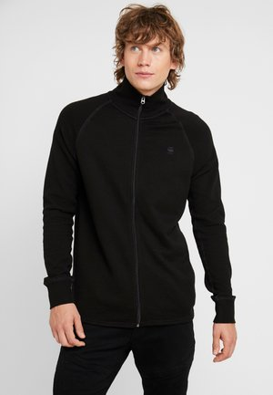 JIRGI ZIP - Cardigan - black