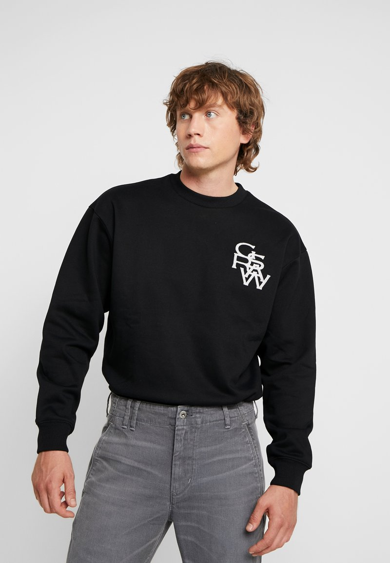 G-Star - GRAPHIC STOR  - Sweatshirt - black