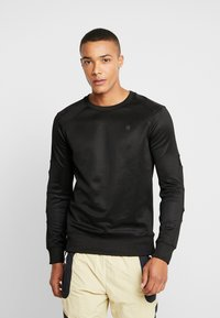 G-Star - MOTAC SLIM  - Sweatshirt - dk black - 0