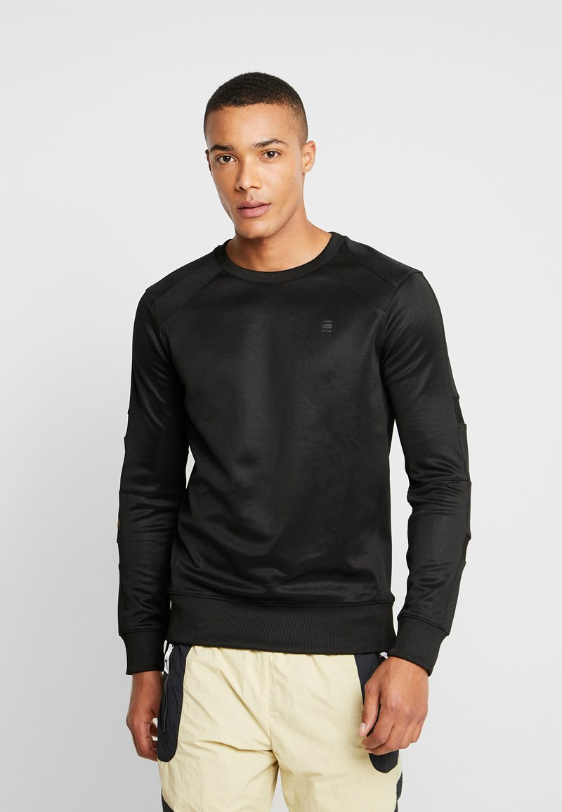 G-Star - MOTAC SLIM  - Sweater - dk black