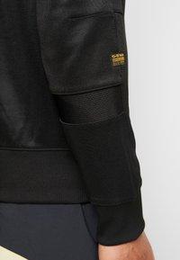 G-Star - MOTAC SLIM  - Sweater - dk black - 3