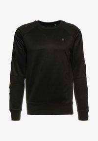 G-Star - MOTAC SLIM  - Sweater - dk black - 4