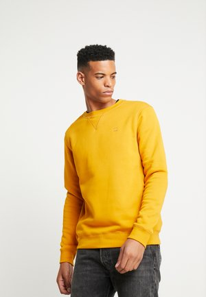 PREMIUM BASIC  - Sweatshirt - gold