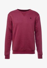 G-Star - PREMIUM BASIC  - Sweatshirt - port red - 3