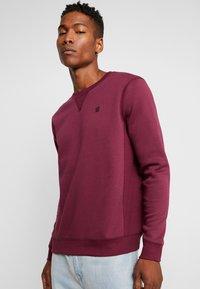 G-Star - PREMIUM BASIC  - Sweatshirt - port red - 2