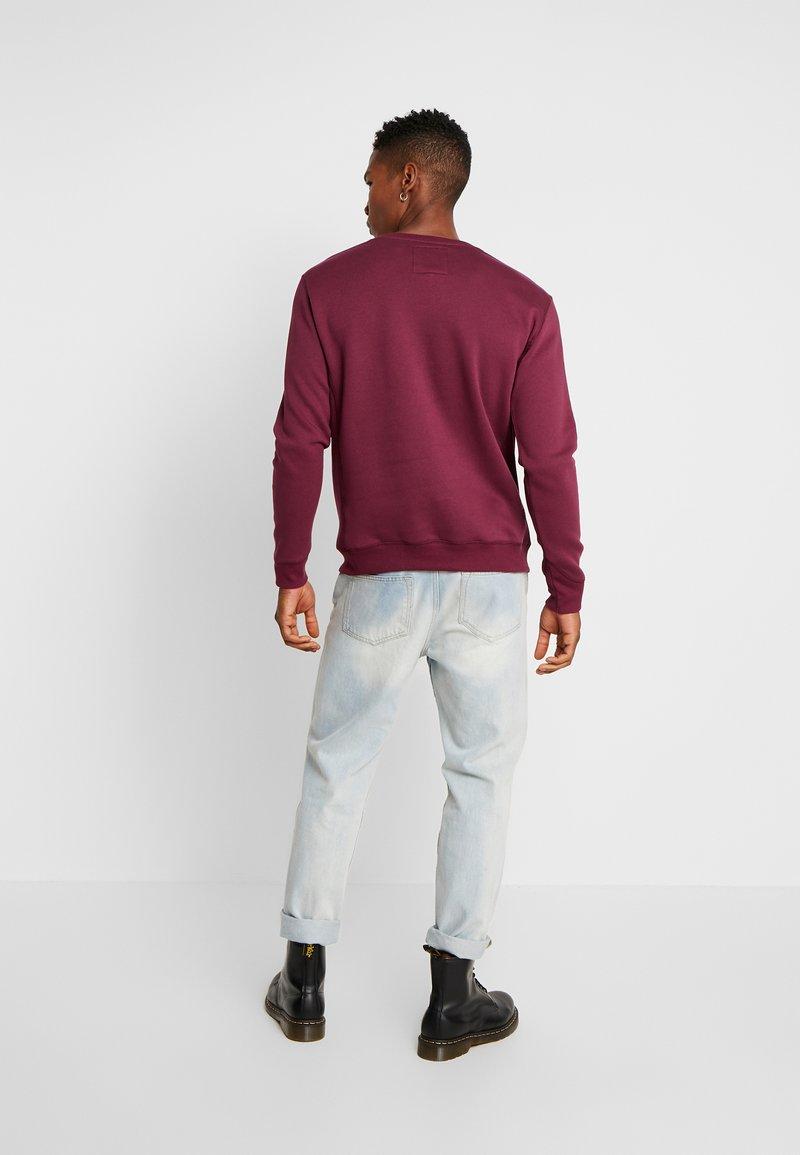 G-Star - PREMIUM BASIC  - Sweatshirt - port red
