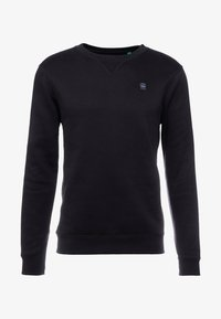 G-Star - PREMIUM BASIC  - Sweatshirts - black - 4