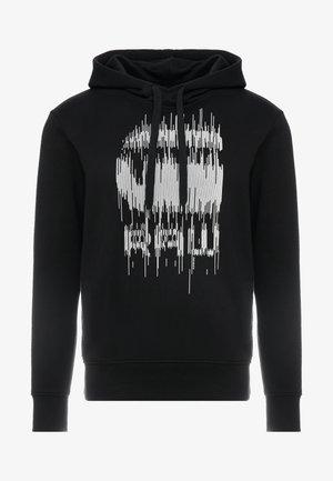 GRAPHIC - Hoodie - black
