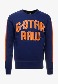 G-Star - CORE R-NECK SW L/S - Sweater - imperial blue - 3