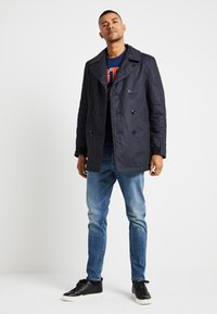 G-Star - CORE R-NECK SW L/S - Sweater - imperial blue - 1