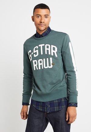 CORE R-NECK SW L/S - Sweater - balsam