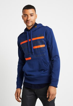 CORE HDD SW L/S - Sweat à capuche - imperial blue