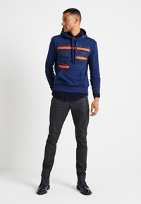 G-Star - CORE HDD SW L/S - Hoodie - imperial blue - 1