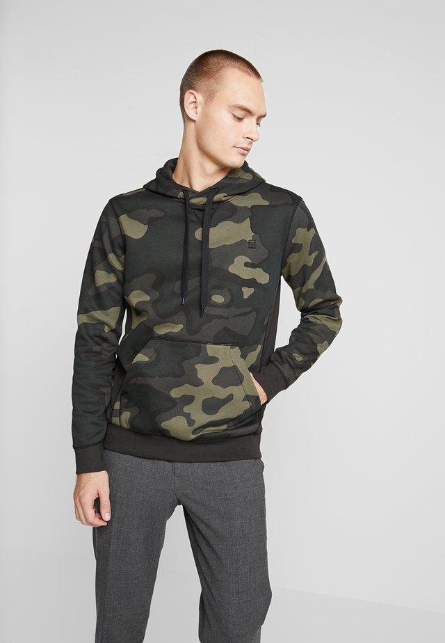 PREMIUM BASIC HDD SWEAT - Jersey con capucha - black