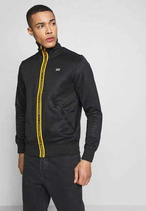 ORIGINALS TRACK JACKET - Sportovní bunda - black / yellow